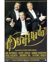 Imagen película DESAFINADO