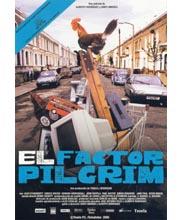 Imagen poster cartel película EL FACTOR PILGRIM