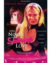 Imagen película UNA NOCHE CON SABRINA LOVE