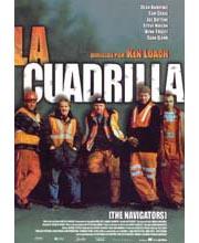 Imagen poster cartel película LA CUADRILLA