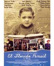 Imagen poster cartel película EL FLORIDO PÉNSIL