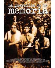 Imagen poster cartel película LA GUERRILLA DE LA MEMORIA