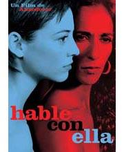 Imagen poster cartel película HABLE CON ELLA