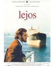 Imagen poster cartel película LEJOS