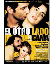 Imagen poster cartel película EL OTRO LADO DE LA CAMA