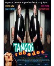 Imagen poster cartel película TANGOS ROBADOS