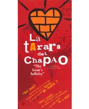 Imagen poster cartel película LA TARARA DEL CHAPAO