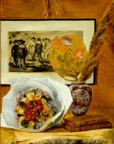 Bodegón, de P.-A. Renoir. The Robert Lee Blaffer Collection, Houston.